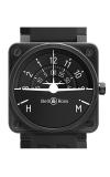 Bell & Ross BR 01 Flight Instruments Watch BR 01 Turn Coordinator