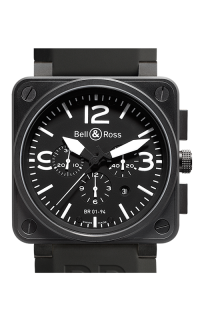 Bell and Ross BR 01-94 Chronographe BR01-94 Carbon