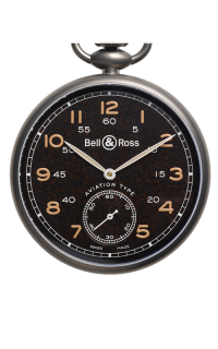 Bell and Ross PW1 Heritage-Brown Dial