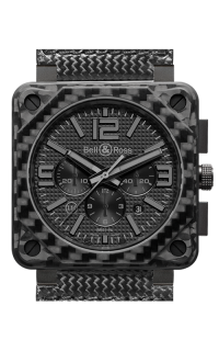 Bell and Ross BR 01-94 Chronographe BR01-94 Carbon Fiber Phantom