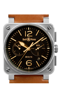 Bell and Ross BR 03-94 Chronograph BR03-94 Golden Heritage