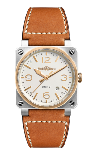 Bell and Ross BR 03-92 Steel BR 03-92 Steel And Rose Gold