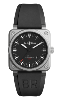 Bell and Ross BR 03-92 Steel BR 03-92 Horograph