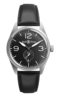 Bell and Ross BR 123 BR 123 Original Black