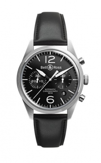 Bell and Ross Chronograph BR 126 Original Black