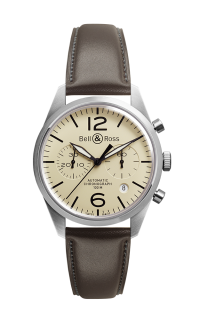 Bell and Ross Chronograph BR 126 Original Beige