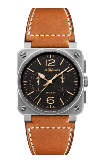Bell and Ross BR 03-94 Chronographe BR 03-94 Golden Heritage