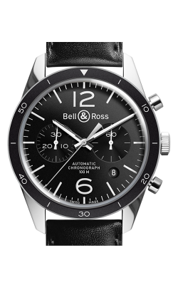 Bell and Ross Vintage BR Chronograph Watch BR126 Sport