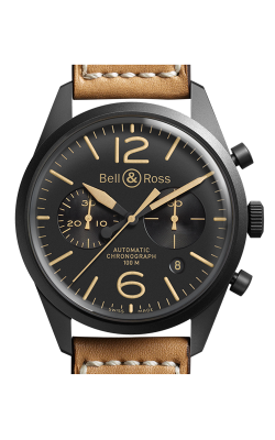 Bell and Ross Vintage BR Chronograph Watch BR126 Heritage