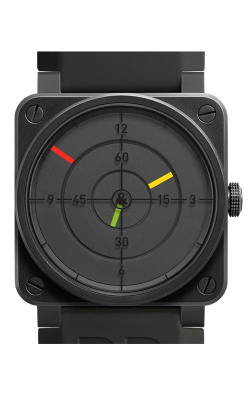 Bell and Ross Aviation BR 03 42 MM Watch BR03-92 Radar