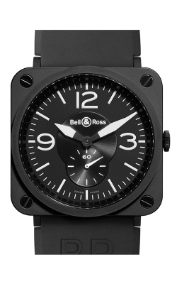 Bell and Ross Aviation BR S 39 MM Watch BR S Matte