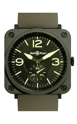 Bell and Ross BR S QUARTZ BR S Miltary