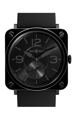 Bell and Ross Aviation BR S 39 MM Watch BR S Phantom