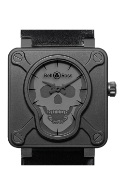 Bell and Ross Aviation BR 01 46 MM Watch BR01 Airborne