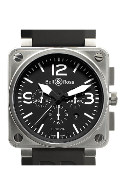 Bell and Ross BR 01-94 Chronographe BR01-94 Steel