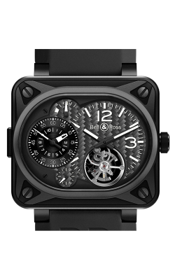Bell and Ross Aviation BR 01 46 MM Watch BR MT Titanium product image