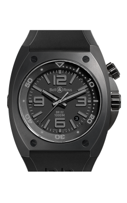 Bell and Ross Marine Watch BR02-92 Phantom