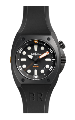 Bell and Ross Marine Watch BR02-92 Pro Dial