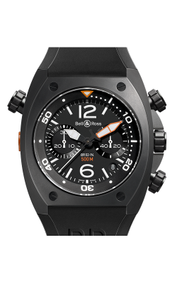 Bell and Ross Marine Watch BR02-94 Carbon
