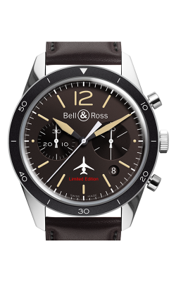 Bell and Ross Vintage Chronograph Watch BR 126 Falcon