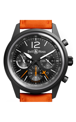 Bell and Ross Vintage Chronograph Watch BR 126 Flyback