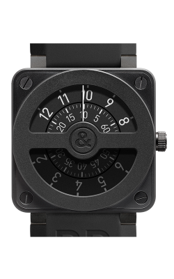 Bell and Ross BR 01 Flight Instruments BR 01 Compass
