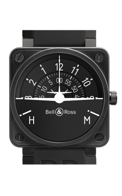 Bell & Ross BR 01 Flight Instruments Watch BR 01 Turn Coordinator