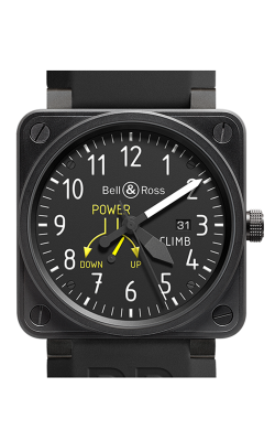Bell & Ross BR 01 Flight Instruments Watch BR 01 Climb