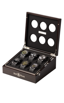 Bell & Ross BR 01 Flight Instruments Watch BR 01 Flight Instruments Box
