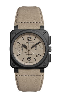 Bell and Ross Instruments Watch BR 03-94 Desert Type Ceramic product image
