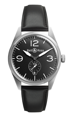 Bell and Ross Vintage Watch BR 123 Original Black product image