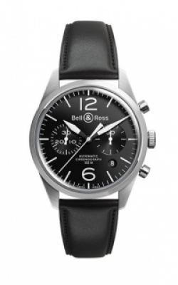Bell and Ross Chronograph BR 126 Original Black product image