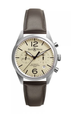 Bell and Ross Chronograph BR 126 Original Beige product image