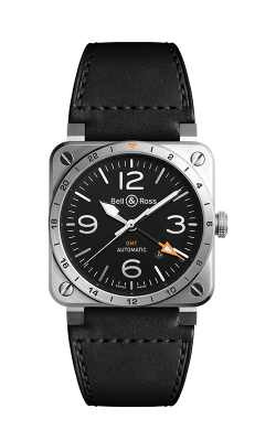 Bell and Ross Instruments BR 03 42 MM  Watch BR03-GMT product image