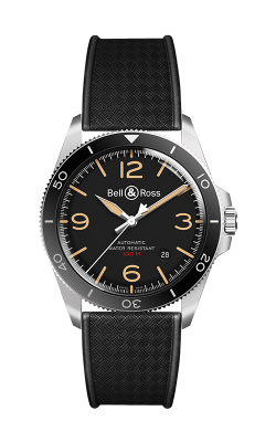 Bell and Ross Vintage Watch BR V2-92 STEEL HERITAGE product image