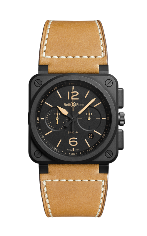 Bell and Ross BR 03-94 Chronographe BR03-94 Heritage Ceramic product image