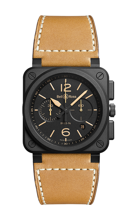 Bell and Ross Aviation BR 03 42 MM Watch BR 03-94 Heritage Ceramic product image