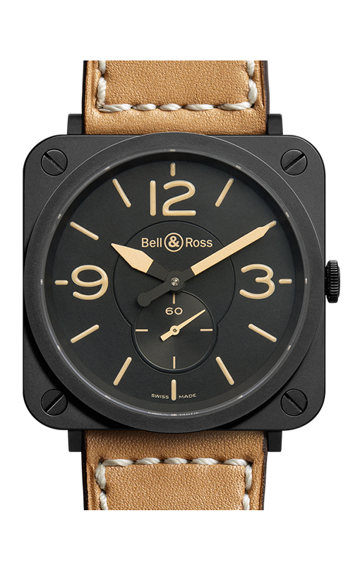 Bell and Ross Aviation BR S 39 MM Watch BR S Heritage product image
