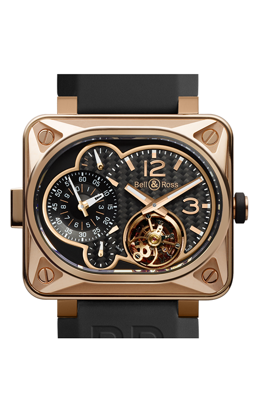 Bell and Ross BR Minuteur Tourbillon BR Minuteur Tourbillon Gold product image