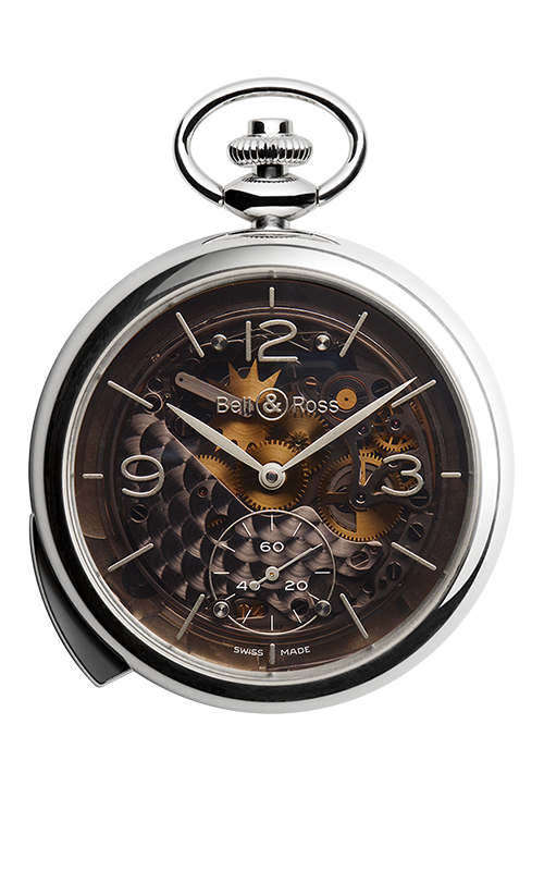 Bell and Ross PW1 Watch PW1 Repetition Minutes Skeleton product image