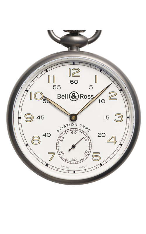 Bell and Ross PW1 Watch PW1 Heritage White Dial product image