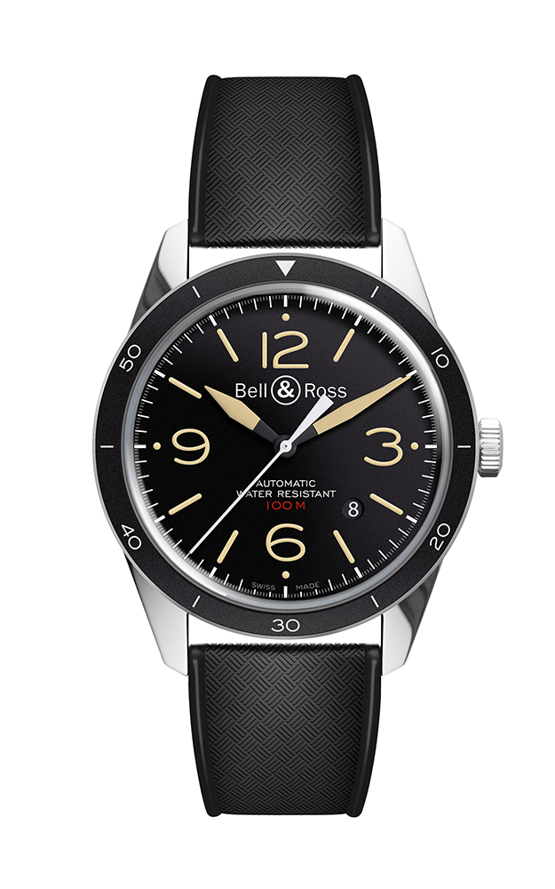 Bell and Ross Vintage Automatic Watch BR 123 Sport Heritage product image