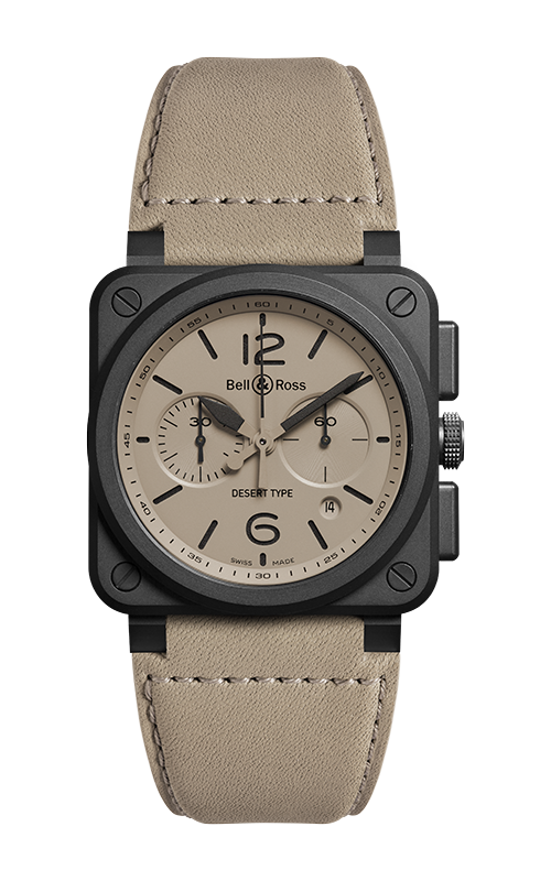 Bell and Ross BR 03-94 Chronographe BR 03-94 Desert Type Ceramic product image