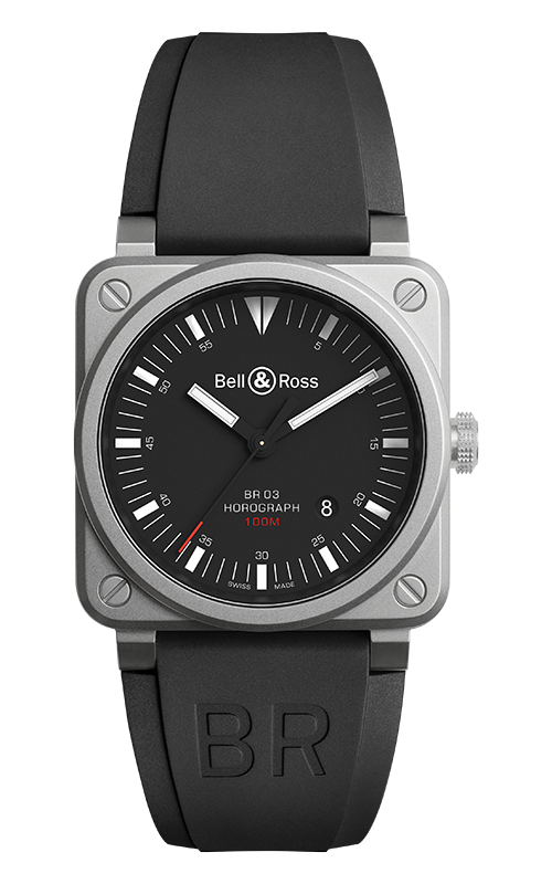 Bell and Ross Instruments Watch BR 03-92 Horograph product image