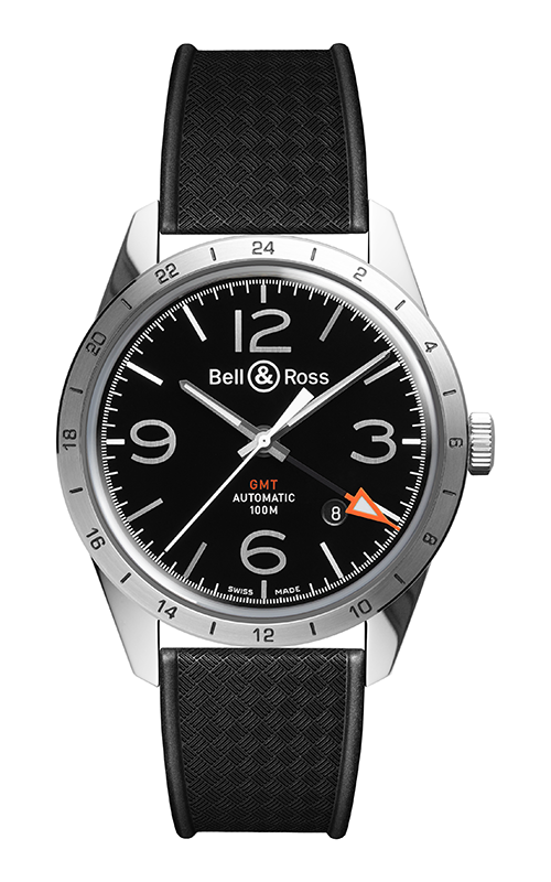 Bell and Ross Vintage Watch BR 123 GMT 24H product image