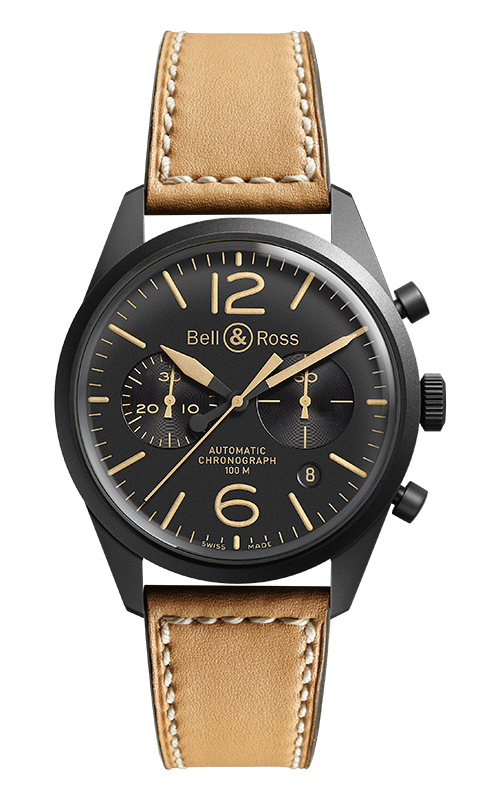 Bell and Ross Vintage Watch BR 126 Heritage product image