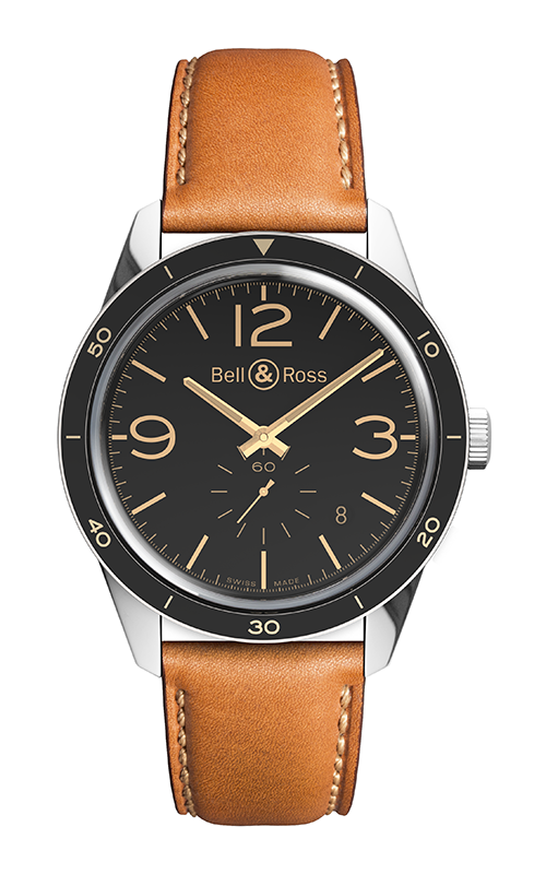 Bell and Ross Automatic BR 123 Golden Heritage product image