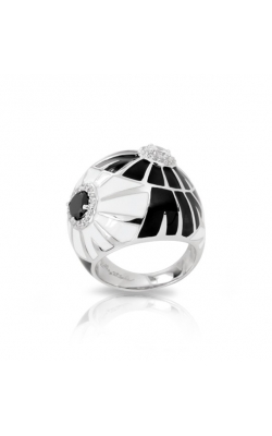 Belle Etoile Dandelion Black Ring product image