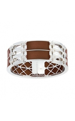 Belle Etoile Links Brown Bangle product image