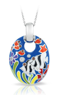Belle Etoile Angelfish Necklace 02021110202 product image